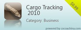 cargotracking OOCL